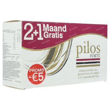 Pilos Forte TRIO 3x60 capsules