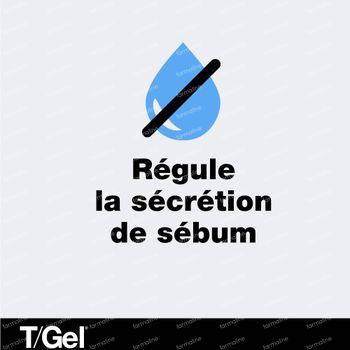 Neutrogena T-Gel Cheveux Normaux et Gras 250 ml