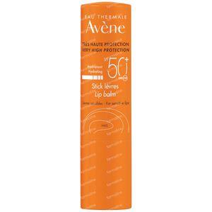 Avène Zon Hydraterende Lippenbalsem SPF50+ 3 g