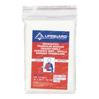 Steroplast Bandage Triangle Lifeguard 96x96x136cm 1 pièce