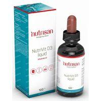 Nutrisan NutriVit D3 Liquid 100 ml