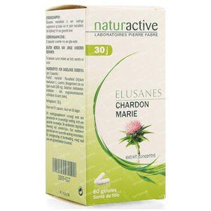 Naturactive Elusanes Chardon-Marie 60 capsules