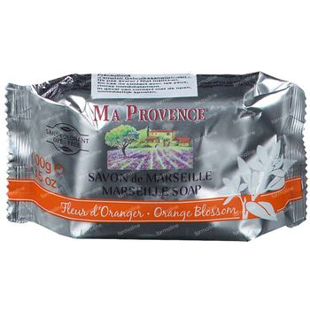 Ma Provence Savon Fleur d'Orangier 100 g