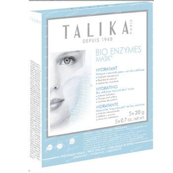Talika Bio Enzymes Masque Anti-Age PROMO PACK 5 pièces