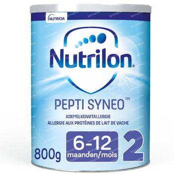 Nutrilon Pepti Syneo 2 Lait de Suite Poudre 800 g