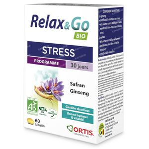 Ortis Relax & Go 60 comprimés