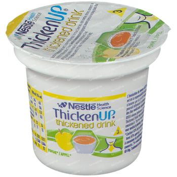 ThickenUp Thickened Drink Pomme 114 ml