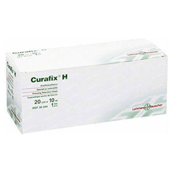 Curafix H Pansement de Fixation Large 20cmx10m 1 pièce