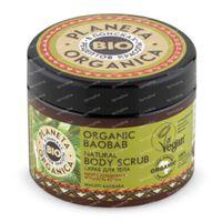 Planeta Organica Organic Body Scrub Baobab 300 ml