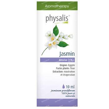 Physalis Jasmin Huile Essentielle 10 ml