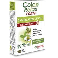 Ortis Colon Relax Forte 30  tabletten