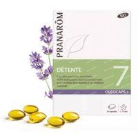 Pranarôm Oleocaps+ 7 Ontspanning Bio 30  capsules