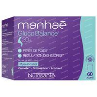 Manhaé Gluco Balance 60  zakjes