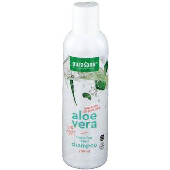 Purasana Aloë Vera Shampoo Reparateur Hydratant Bio 200 ml