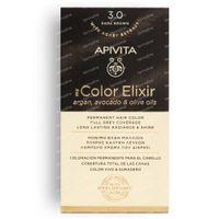 Apivita My Color Elixir Kit 3.0 Dark Brown 50+75 ml