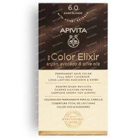 Apivita My Color Elixir Kit 6.0 Dark Blonde 50+75 ml
