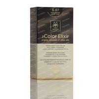 Apivita My Color Elixir Kit 6.87 Dark Blonde Pearl Sand 50+75 ml
