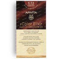 Apivita My Color Elixir Kit 6.44 Dark Blonde Intense Copper 50+75 ml