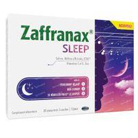 Zaffranax Sleep - Sommeil, Fatigue, Stress 20  comprimés