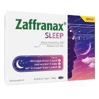 Zaffranax Sleep - Slaap, Vermoeidheid, Stress 40  tabletten