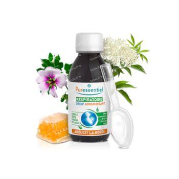 Puressentiel Ademhaling Verzachtende Siroop met 3 Honingsmaken 125 ml