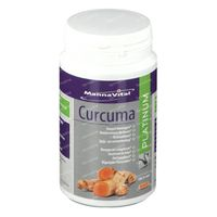 Mannavital Curcuma Platinum 180  capsules