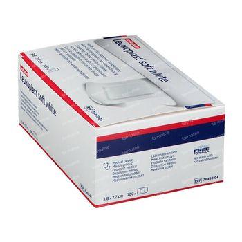 Leukoplast Soft White 38x72mm 7645004 100 stuk