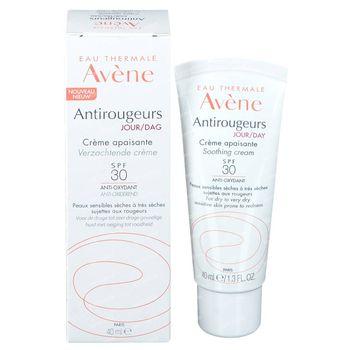 Avène Antirougeurs Day Kalmerende Crème SPF30 40 ml
