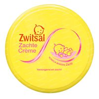 Zwitsal Baby Zachte Crème 200 ml