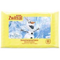 Zwitsal Baby & Kids Snoetenpoetsers Frozen 40 stuks