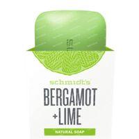 Schmidt's Zeep Bergamot - Limoen 142 g