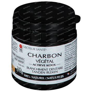 Vecteur Santé Charbon Blanchiment Dentaire 30 g