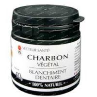 Vecteur Santé Charcoal Teeth Whitening 30 g
