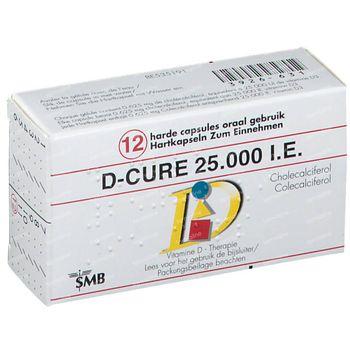 D-Cure 12 capsules
