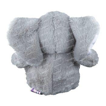 Snuggies Coussin en Noyaux de Cerise Éléphant 1 pièce