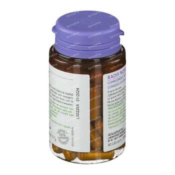 Arkocaps Radis Noir Bio 40 capsules