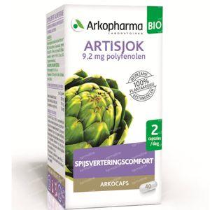 Arkocaps Artisjok Bio 40 capsules