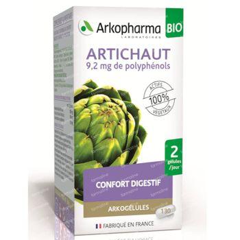 Arkocaps Artichaut Bio 130 capsules