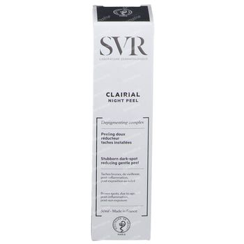 SVR Clairial Night Peel 50 ml