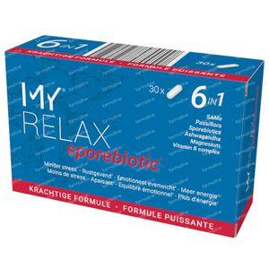 My Relax Sporebiotic 30 capsules