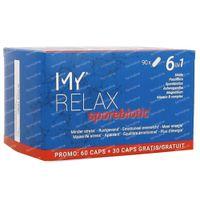 My Relax Sporebiotic 90  kapseln