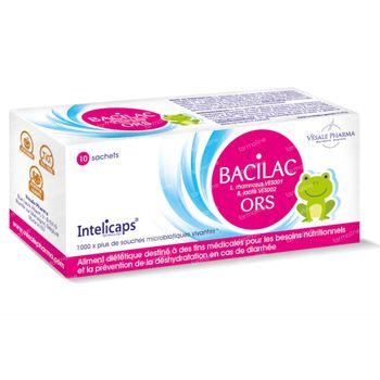 Bacilac ORS Intelicaps 10 sachets