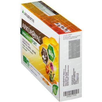 Arkoroyal Immunité Forte Bio 20x10 ml