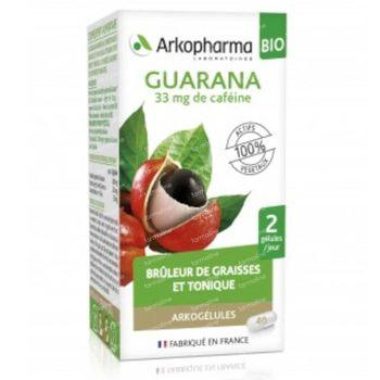 Arkocaps Guarana Bio 130 capsules