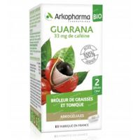Arkocaps Guarana Bio 40  capsules