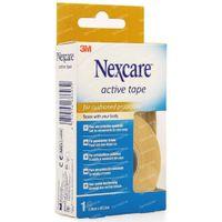Nexcare Active Tape 2,54cm x 4,57m 1 stuk