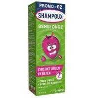 Shampoux Sensi Once Anti-Luizen & Neten Spray Zonder Spoelen 100 ml