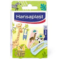 Image of Hansaplast Kids Dieren 20 pleisters