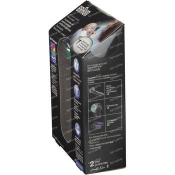 Braun No-Touch sans Contact + Contact avec age ajuste Noir BNT400BWE 1 pièce