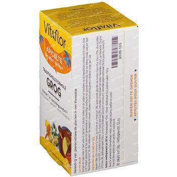 Vitaflor Infusion Grog 18 sachets